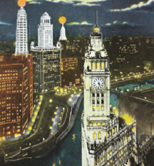Grant B. Schmalgemeier Century of Progress Postcard Collection