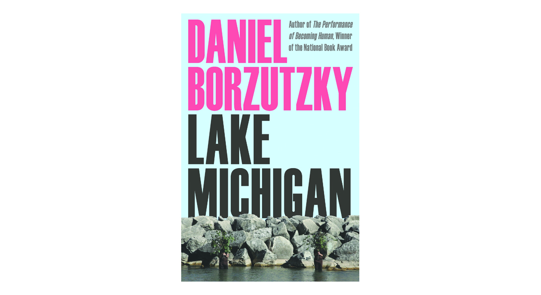 an image of teh cover of Lake Michigan
