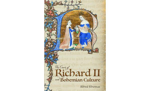 Richard II and Bohemia cover art